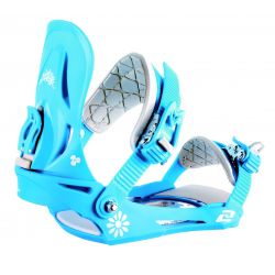 Snowboard bindings Daisy Girl