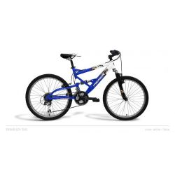 Kids bike Dakar 624 SUS