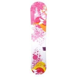 Snowboard Barbie