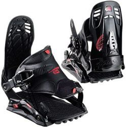 Snowboard bindings E Two