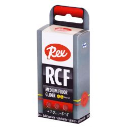 Wax Glider RCF Red