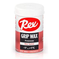 Wax Grip Basic Red Super