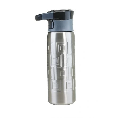 Pudele Autoseal Water Bottle SS Geo