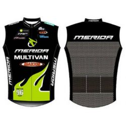 Veste Merida Team