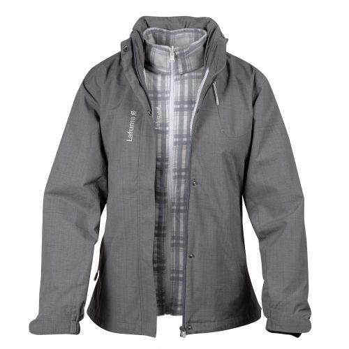 Jacket LD Donegal Twill JKT 3 in 1