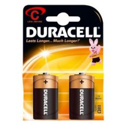 Battery Duracell C C&B