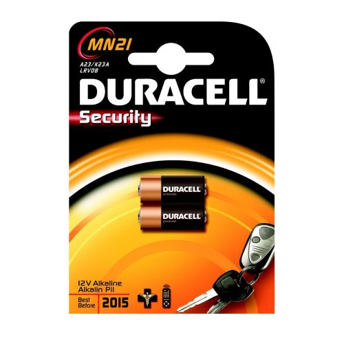 Battery Duracell Security MN21