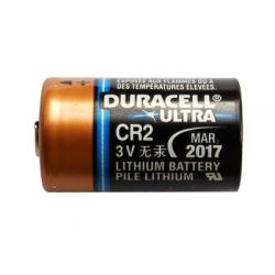 Battery Duracell Ultra Foto CR2