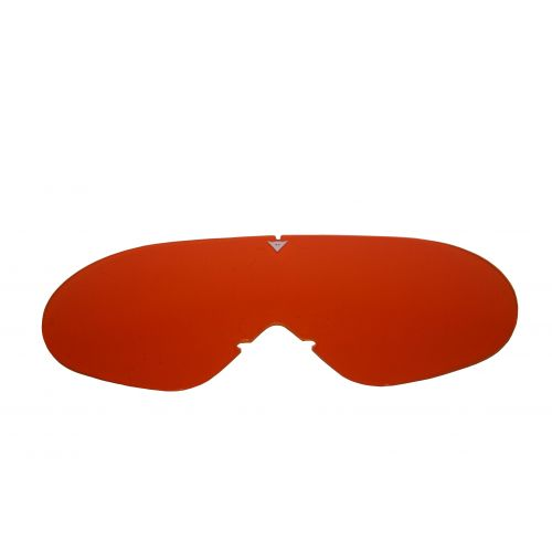 Goggle lenses D-Shape single