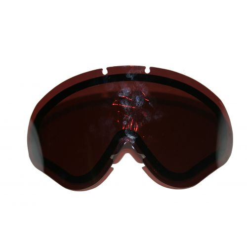 Goggle lenses Double Mirror