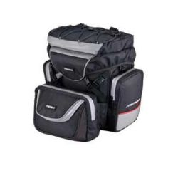 Bicycle bag Rear Pannier 2 in 1