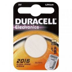 Battery DL2016 Duracell