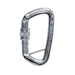 Carabiner D Carabiner Screw Lock