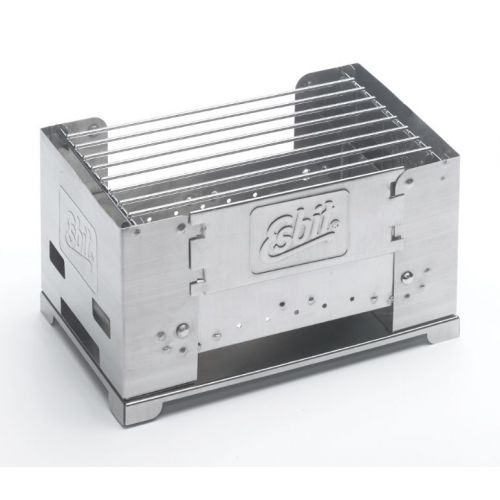 Stainless Steel Foldable BBQ