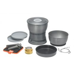 Cook set Aluminium Cookset CS2350WN