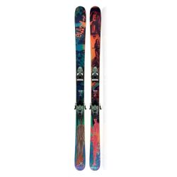 Alpine skis Puzzle