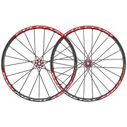 Wheelset Red Metal Zero XRP