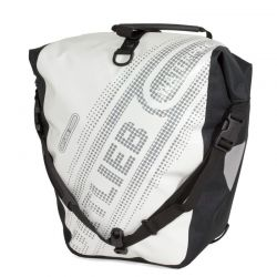 Bicycle bag Back-Roller Black'n White (Pāris)