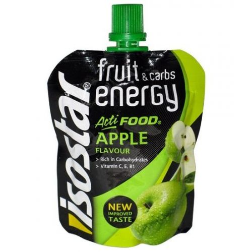 Energy gel Isostar Actifood Gel Apple