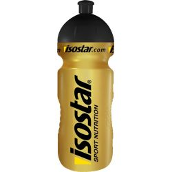 Bottle Isostar Gold