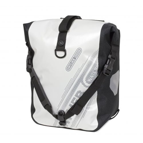 Bicycle bags Front Roller Black'n White