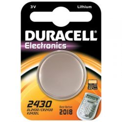 Battery Duracell DL2430