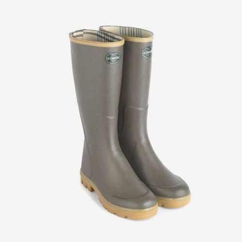 Rubber boots Anjou Evolution Jersey Lady