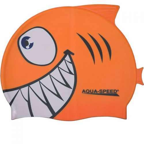 Swim cap Shark