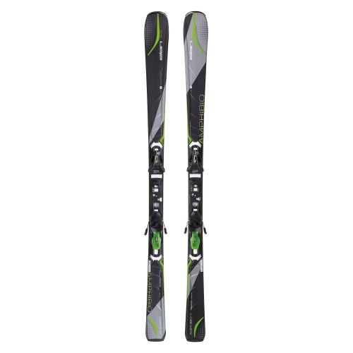 Alpine skis Amphibio 10 F Green EL 10.0