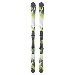 Alpine skis Morpheo 8 Green QT EL 10.0