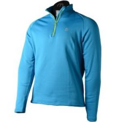 Sweater Man Half Neck Zip Shirt Polarflex