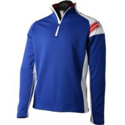 Džemperis Man Half Neck Zip Shirt Quantum