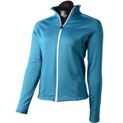 Jacket Woman Half Neck Full Zip Shirt Polarflex Evo