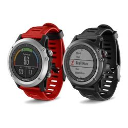 Outdoor & sports watches