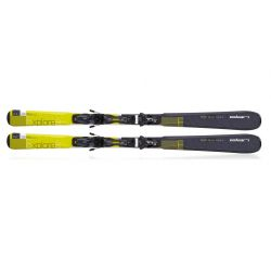 Alpine skis Explore 8 QT EL 10.0