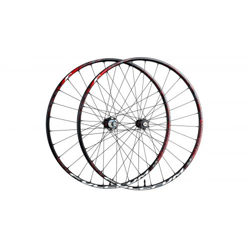 Wheelset Red Passion 29
