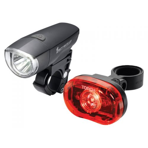 Torch set High Beamer Compact 1W + Tail Bright 0.5W