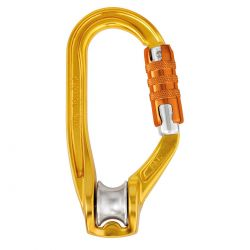 Pulley / carabiner Rollclip Triact-Lock