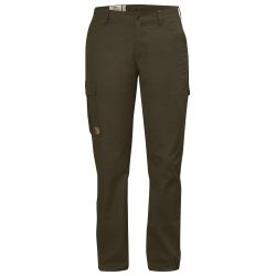 Bikses Ovik Curved Trousers W