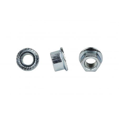 Rear hub Uzgrieznis Counter Nut 14mm