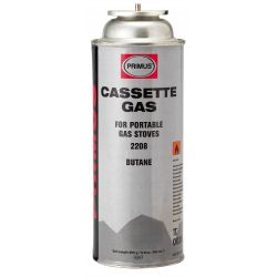 Gas canister Cassette Gas 220 g