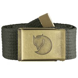 Juosta Canvas Brass Belt
