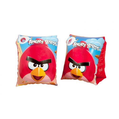 Peldaproces Angry Birds