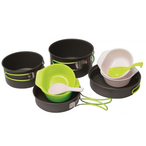 Cook set Quadri Alu