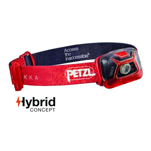 Headlamp Tikka® Hybrid