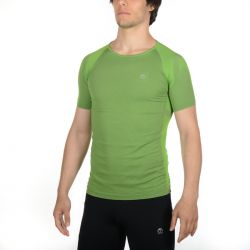 Shirt Man Half Sleeves Round Neck Shirt