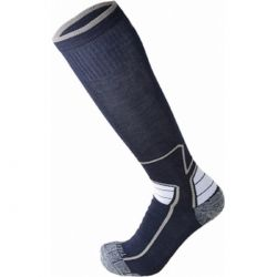 Socks Long Trekking Sock In Merino Wool
