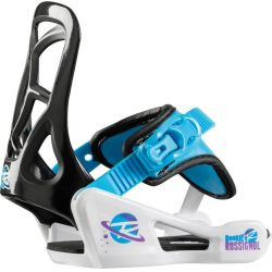 Snowboard bindings Rossignol Rookie