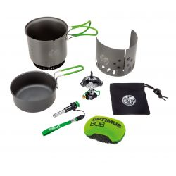 Set Elektra FE Non-Stick (Crux Lite+Terra Weekend)