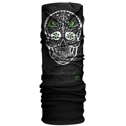Galvassega Had Original Fleece Lani Skull Black